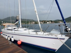 Sovereign 54 Yacht a Vela