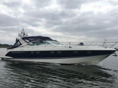 Fairline 52 Süsswasserboot Motorjacht