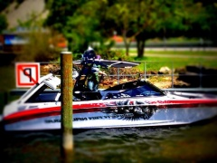 Nautique Super Air Nautique 230 Wakeboard / Water Ski