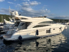Princess 58 Flybridge Flybridge Yacht