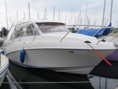 Quicksilver 640 Weekend Kabinenboot