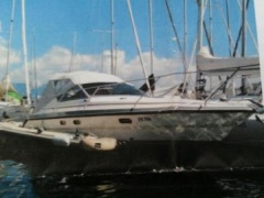 Princess 266 Kabinenboot