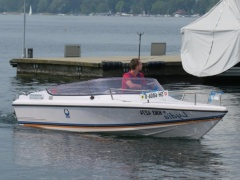 Tullio Abbate Sea Star Junior Runabout