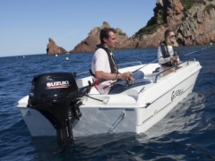 Suzuki DF20AS Lean Burn EFI Outboard