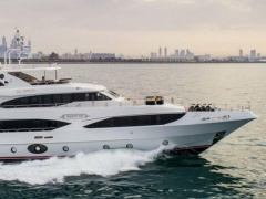 Majesty Yachts Majesty 125 Mega Yacht
