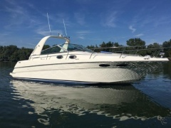 Sea Ray Top 290er Sundacer Yacht a Motore