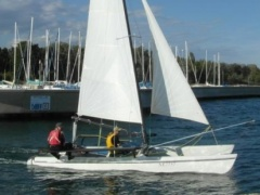 Hobie Cat 21 Europe Catamarano
