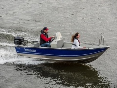 Marine 450 Family - Aluboot Sportboot