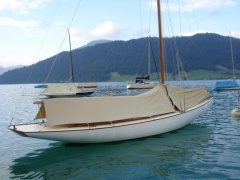 Herreshoff Buzards Bay 15 Sailing Yacht