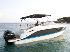 Quicksilver 805 Cruiser 250 PS Cuddy Cabin