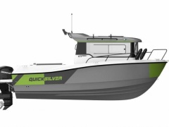 Quicksilver 675 Pilothouse Expolorer 150 PS Fischerboot