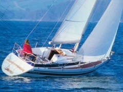 Sunbeam 29 Sailing Yacht
