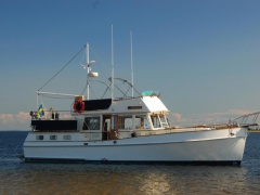 Grand Banks Motoryacht 42' Yacht a Motore