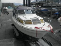 Marex Flexi 21 Hausboot