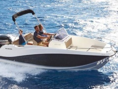 Quicksilver Activ 555 Open Speedboot