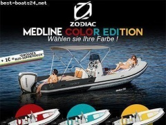 Zodiac Medline 500 Neo Color Festrumpfschlauchboot