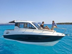 Quicksilver 855 Weekend Ob F350 Xxl Verado Pilot woonboot