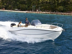 Quicksilver Activ 755 Open F175 Xl Verado Deck Boat