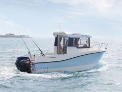 Quicksilver Captur 555 Pilothouse F60 Elpt C Kabinenboot