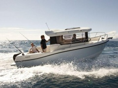 Quicksilver Captur 675 Pilothouse F115 Ct Kabinenboot