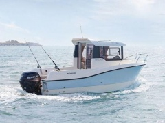 Quicksilver Captur 555 Pilothouse F100 Elpt Kabinenboot