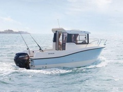 Quicksilver Captur 555 Pilothouse F100 Ct Kabinenboot