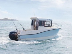 Quicksilver Captur 555 Pilothouse F115 Elpt Pilot House Boat