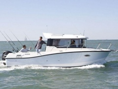 Quicksilver Captur 755 Pilothouse F150 Xl Kabinenboot