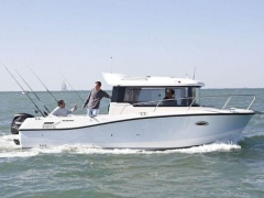 Quicksilver Captur 755 Pilothouse 250 Verado Kabinenboot
