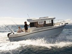 Quicksilver Captur 675 Pilothouse F115 Exlpt Kabinenboot