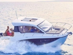 Quicksilver Activ 755 Weekend Ob F300 Verado Pilotina