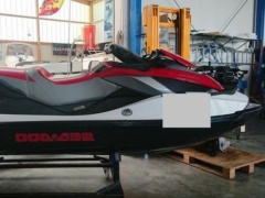 Sea-Doo Gtx Is 215 Arbeitsboot