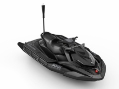 Sea-Doo Search And Rescue 155 Jetski
