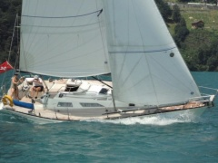 Baltic 35 Sailing Yacht
