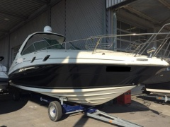 Sea Ray 305 DA Pilot woonboot