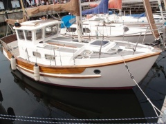 Fisher 25 Kielboot