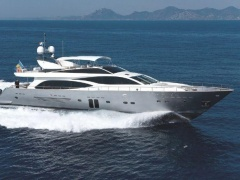 Couach 3000 Fly Megayacht