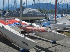 Topcat Spitfire 18 TOP 18 Catamaran