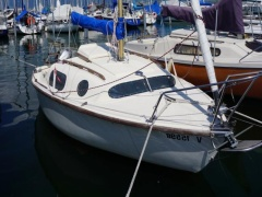 Cobramold Leisure 17 Daysailer