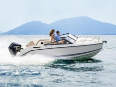 "Quicksilver Activ 675 Cruiser ""Lagerboot"" Speedboot"
