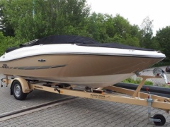Sea Ray 190 Sport Ltd./Trailer/ Bowrider