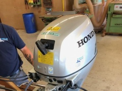 Honda BF20D3 Outboard
