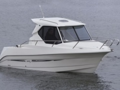 Galia 600 Hardtop Pilothouse Boat