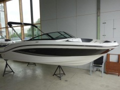 Sea Ray Spx 190 Select Seadeck KapitÄn Bowrider