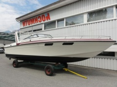 Baja Force 280 Pilothouse Boat