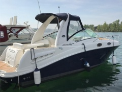 Sea Ray sundancer 260 DA Daycruiser