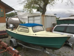 Steiner K74 Fishing Boat