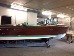 Riva Ariston 2a serie Runabout