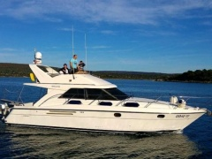Princess 380 Fly Flybridge Yacht