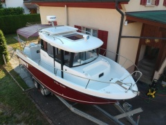 Jeanneau Marlin 755 Pilothouse Boat